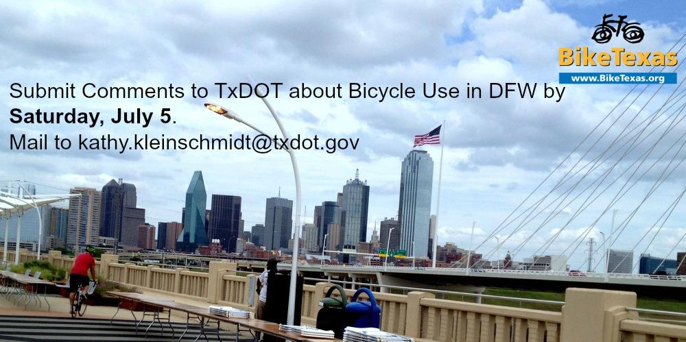 TxDOT Bicycle Use Hearing in DFW: Meeting Recap