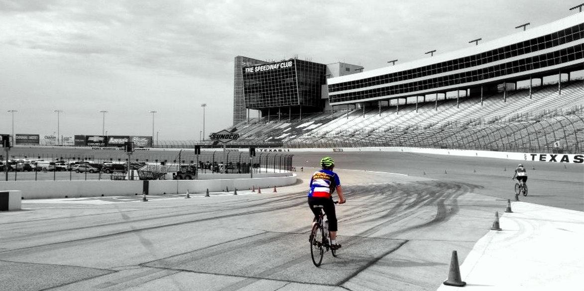 biketexas tour de cure texas motor speedway