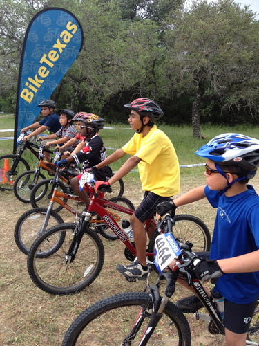 BikeTexas KidsKup at Camp Eagle Classic (Rocksprings) 2014