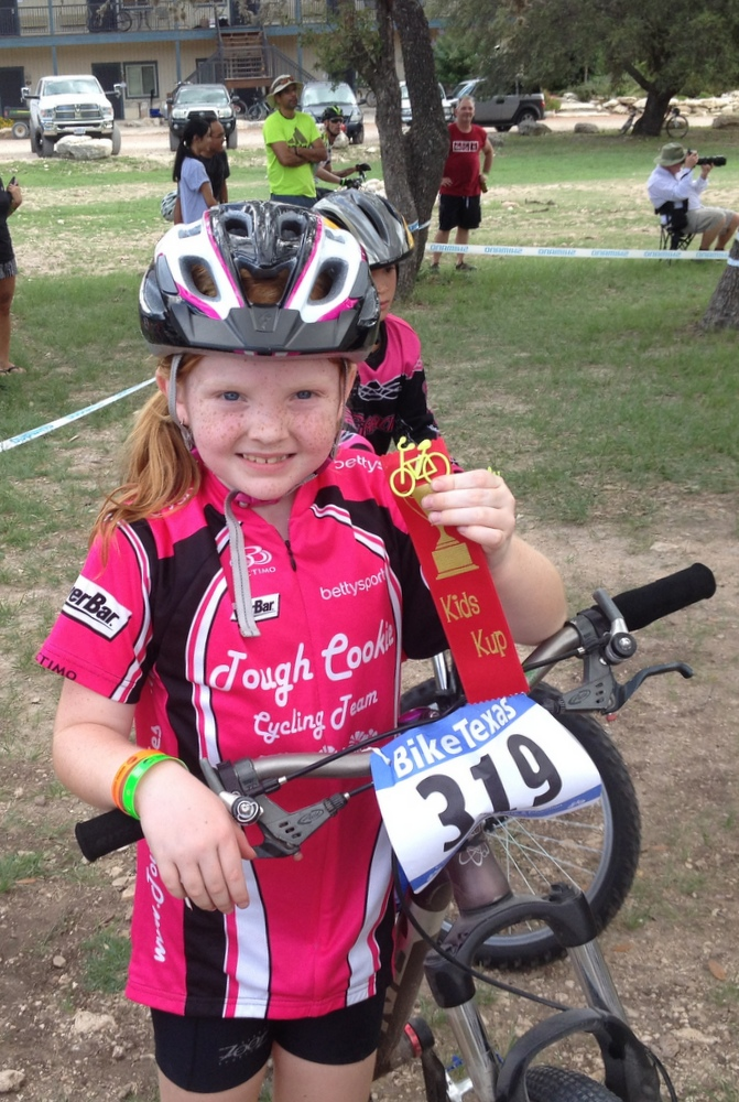 A Great Day Out at Camp: BikeTexas KidsKup at Camp Eagle Classic