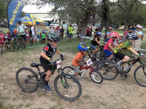 BikeTexas KidsKup Update for 2015