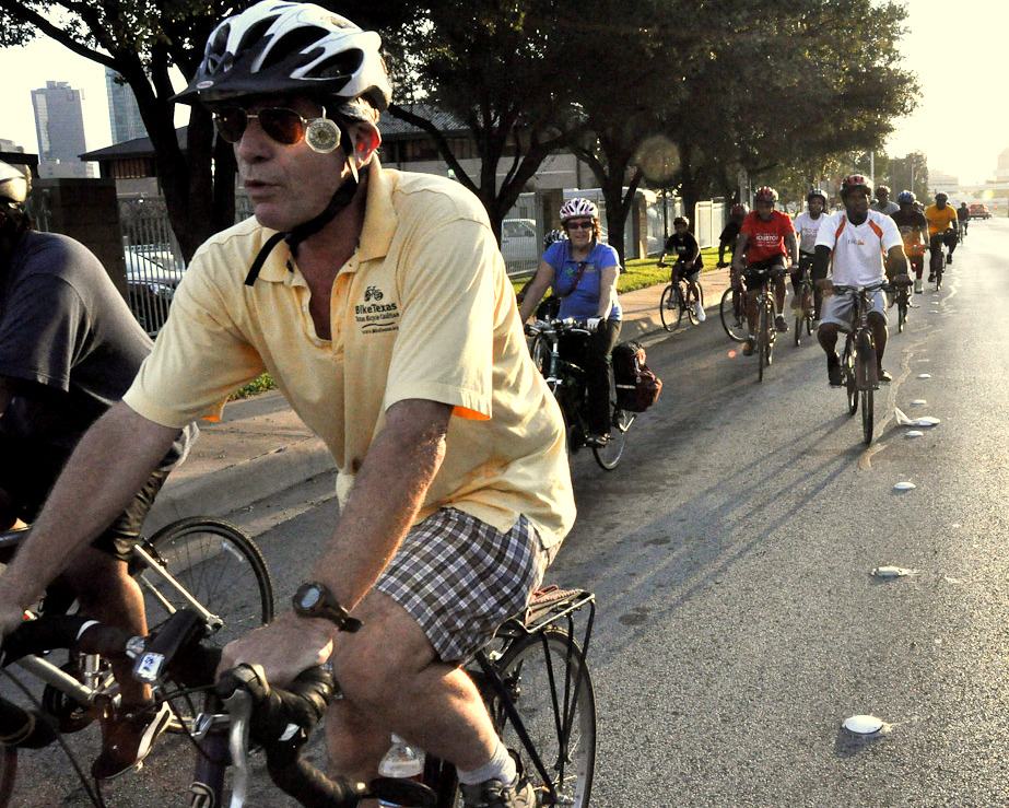 Texas State Employees: Support Bicycle Advocacy!