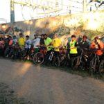 ut students bike ride biketexas