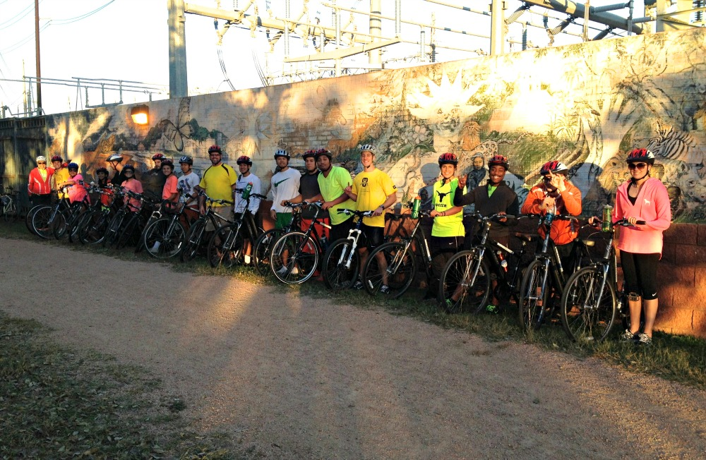 UT Austin's Adventure Activities Comes to BikeTexas