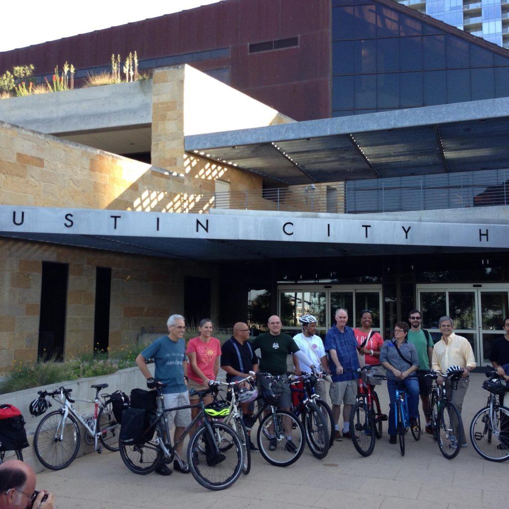 Austin Elects Several Bike-Friendly Council Members