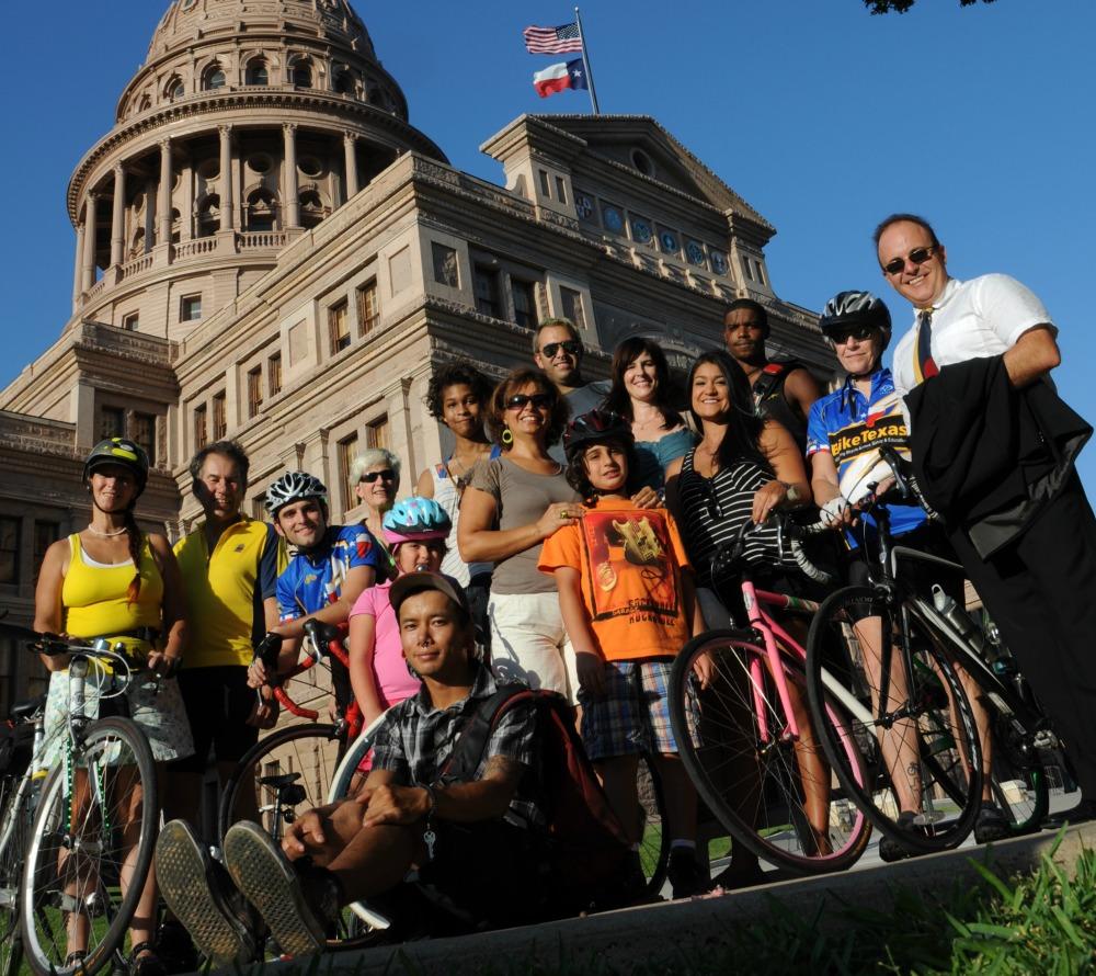 membership photo capitol biketexas