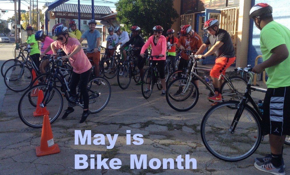 Bike Month 2015: Texas Preview