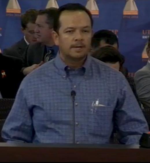 October 2014 TTC Meeting in El Paso