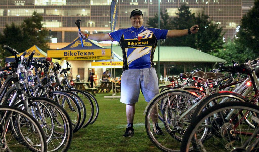 Bicycle Fleet Group Rental