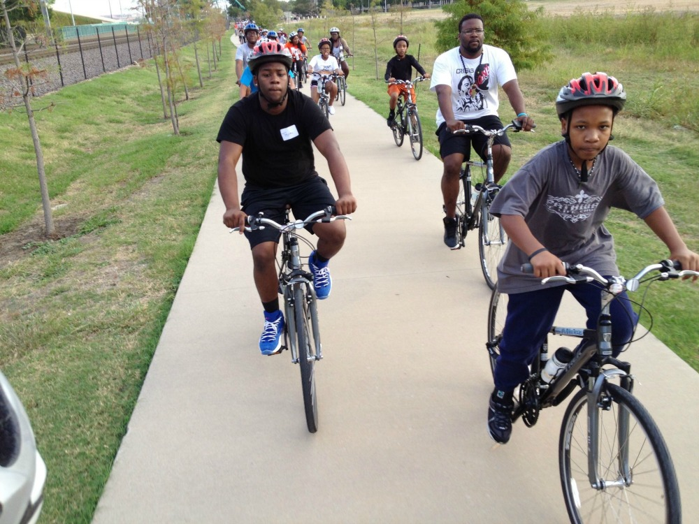 Richardson is Texas' Fifth Bicycle Friendly Community