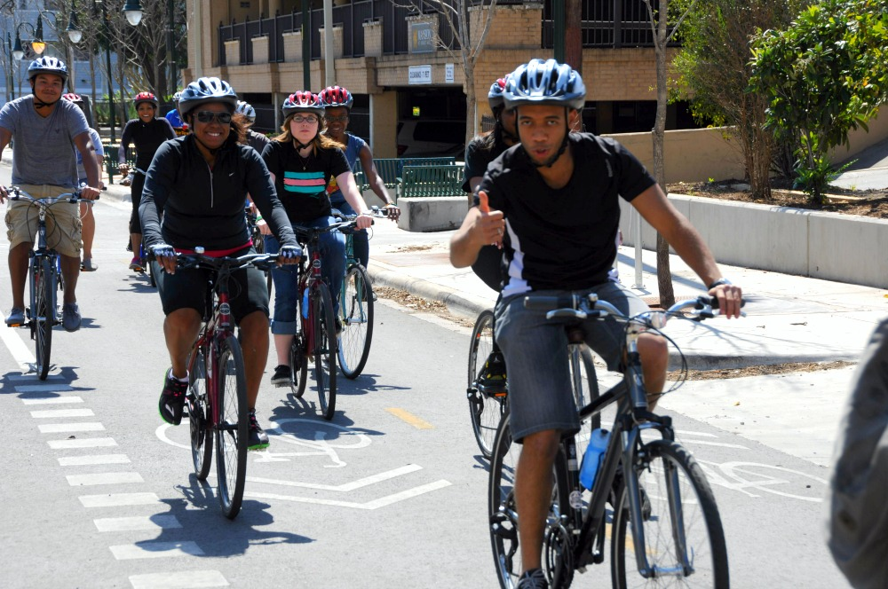 lege intern ride biketexas