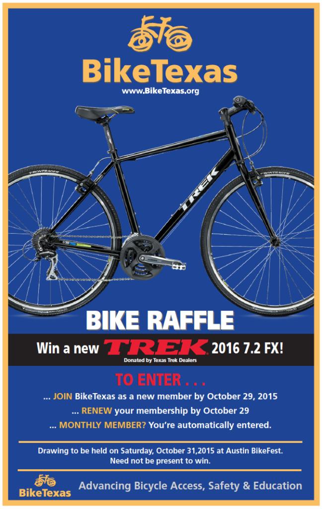 2015 Bike Giveaway!