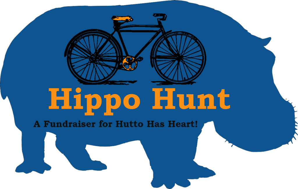 Bike Hutto Celebrates 100 Years of Hippos with Inaugural Hippo Hunt Fundraiser