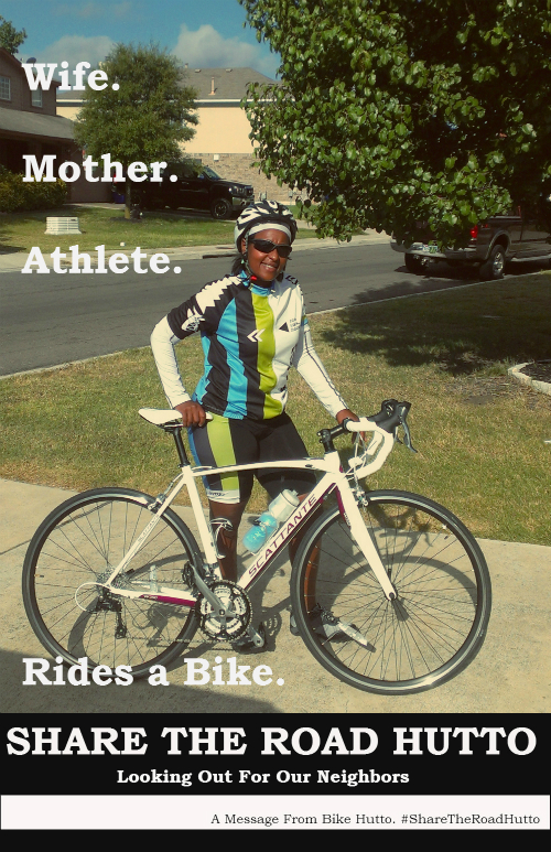 Bike Hutto Launches New Share the Road Campaign