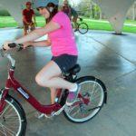 maroon bikes cats biketexas bicycle education
