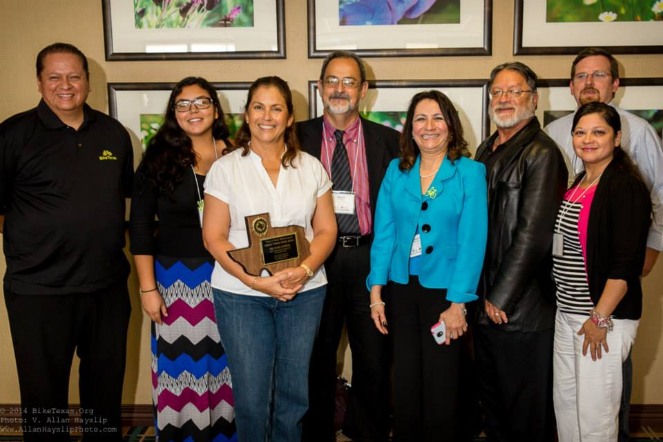 Nominate a Local Leader for a Trails of Texas Award