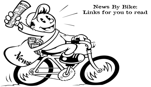 News By Bike: Links for You to Read (Feb 5)