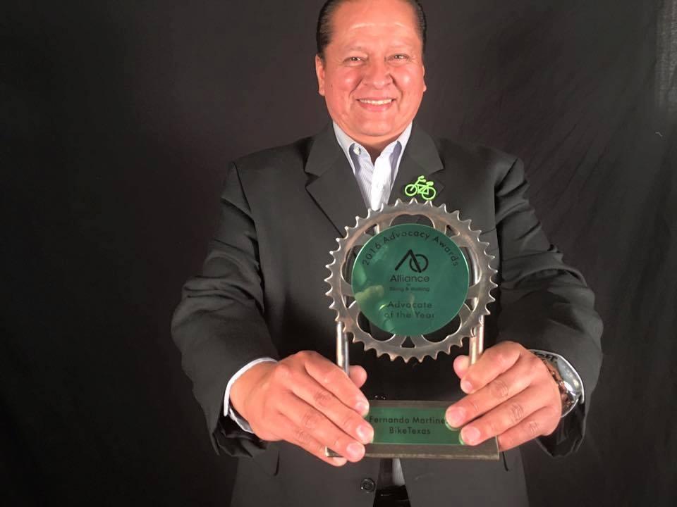 Advocate of the Year, Fernando Martinez