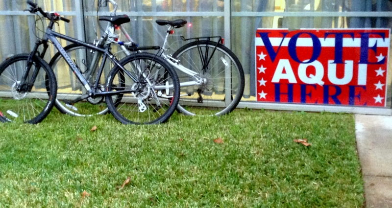 Vote for Texas Parks on November 5