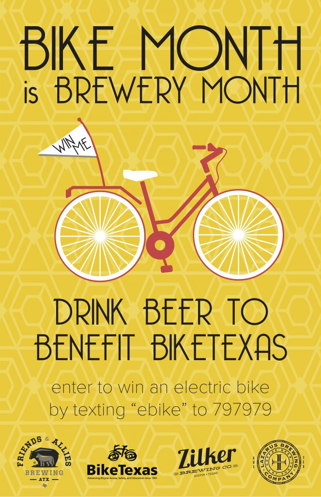 Bike Month is Brewery Month