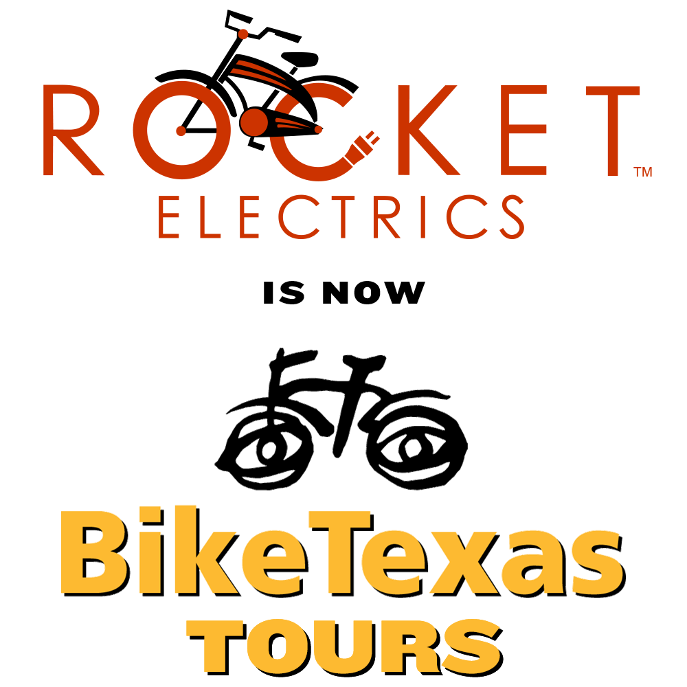 rocket electrics is biketexas tours