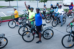2019 Texas NAACP BikeTexas eBike Ride