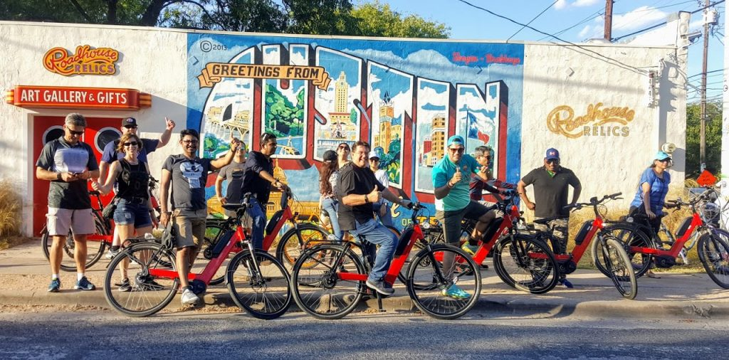 Austin Bike Tours