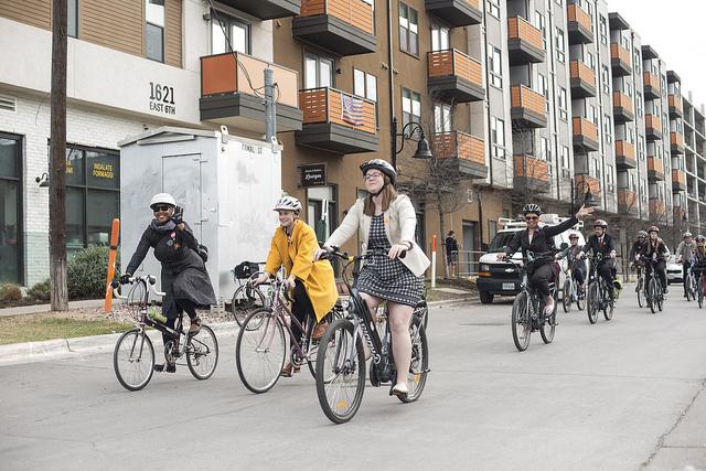BikeTexas Tours DMC eBike Rides