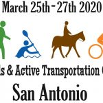 Texas Trails and Active Transportation Conference logo
