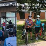 Images from the inaugural Emancipation Trail Bike Ride on June 14, 2020