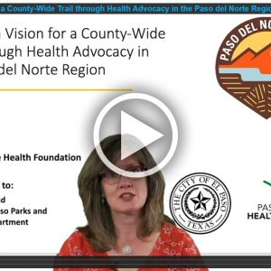 Building a Vision for a County-Wide Trail