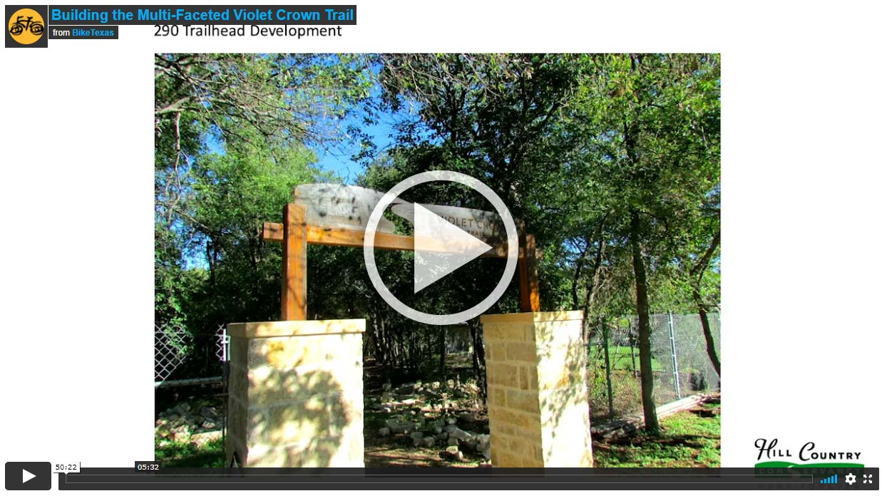 Video - Building the Multi-Faceted Violet Crown Trail