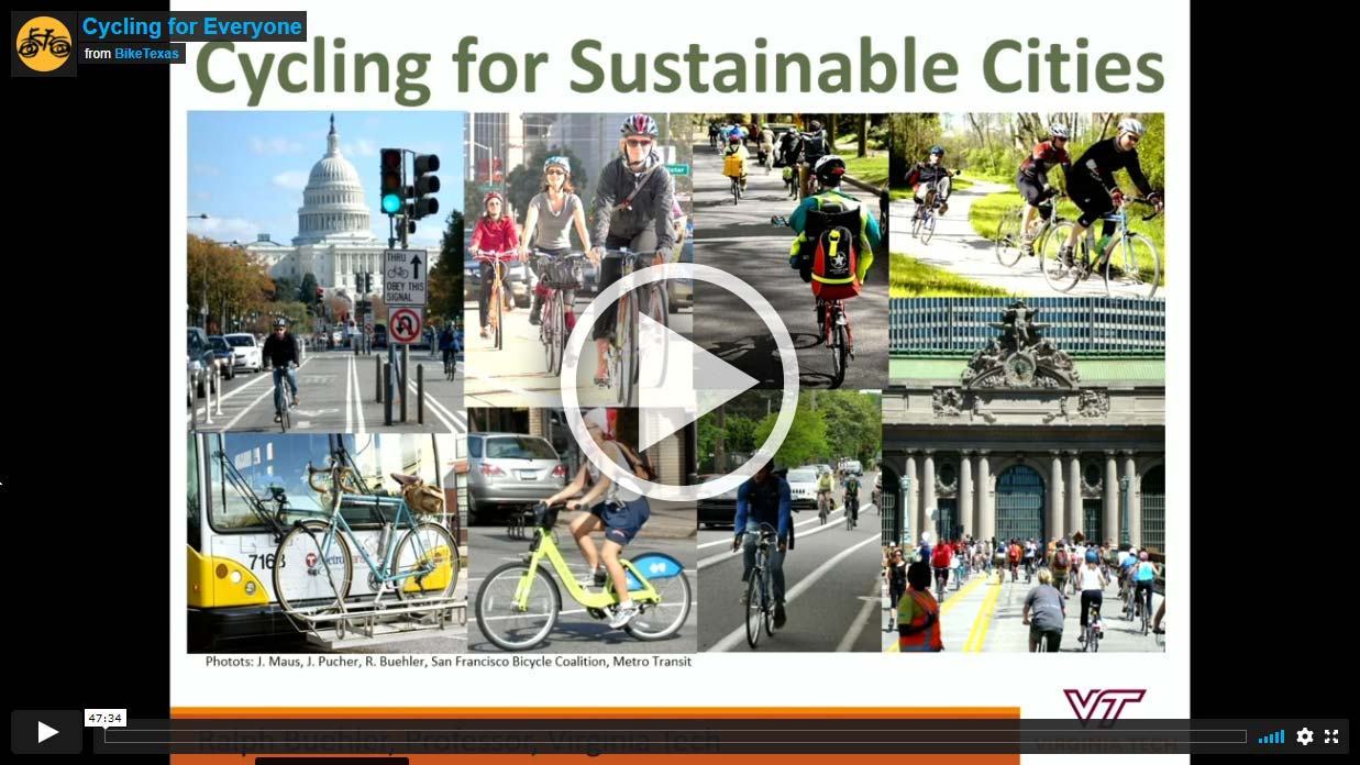 Video - Cycling for Everyone