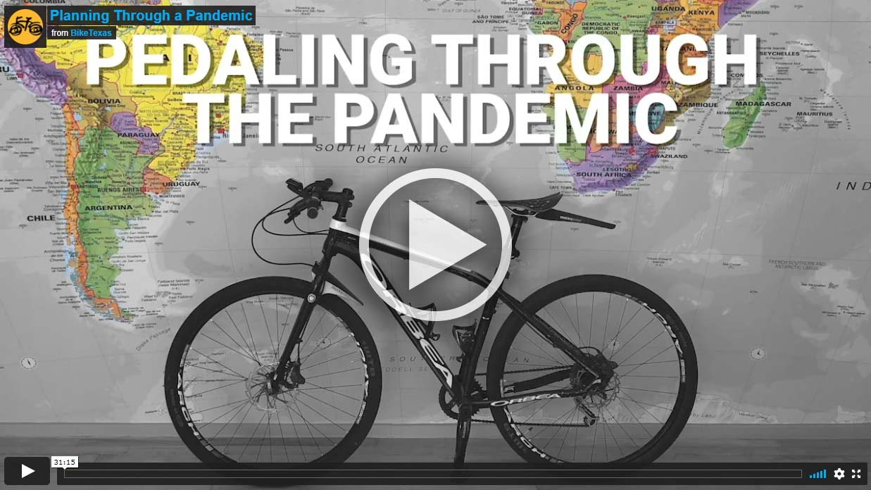 Video - Planning Through a Pandemic