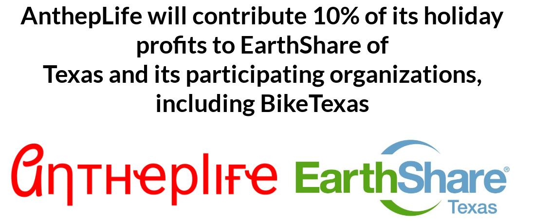 New Partnership between EarthShare of Texas and AnthepLife