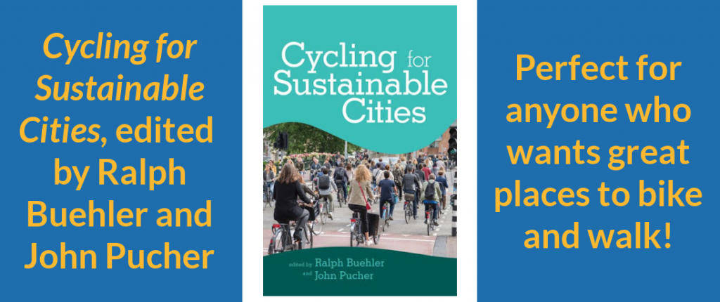 """""""Cycling for Sustainable Cities"""" Released"""