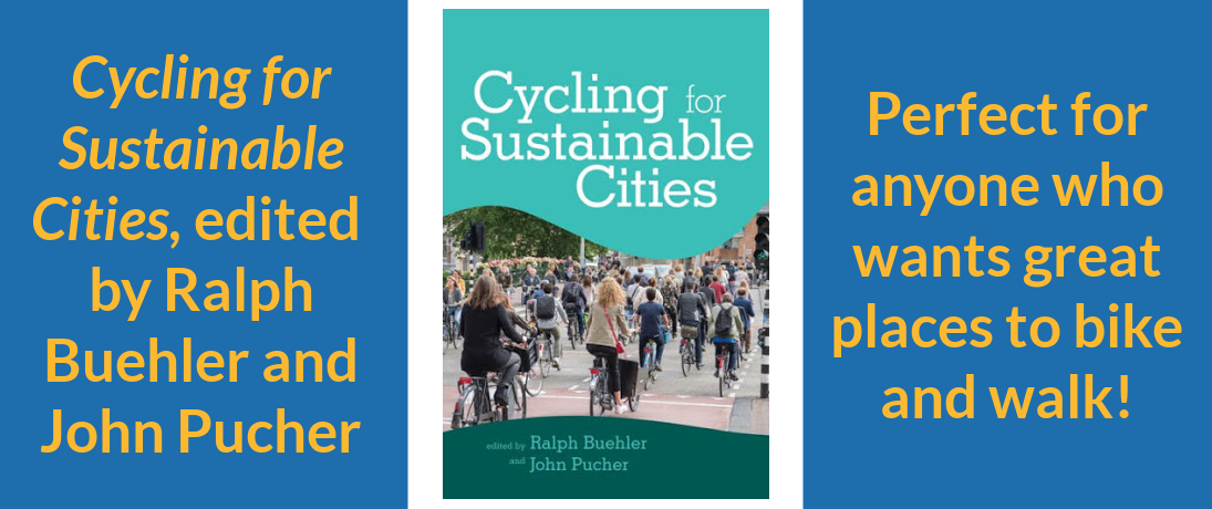"""Cycling for Sustainable Cities"" Released"