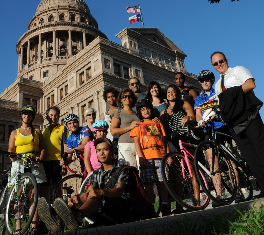 Texas Bicycle Laws – 8 Things to Know